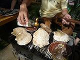 BBQ(帆立焼き)
