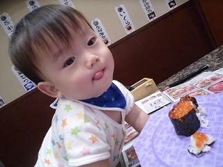 101011_沼津 魚がし鮨(いくら食べようとする) (3)