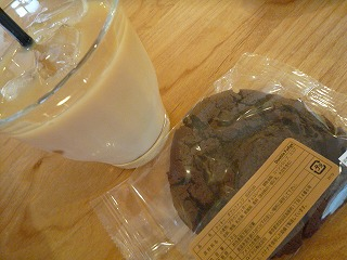 Pokke(チョコクッキ・アイスミルクティ)