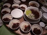 維新號點心茶室(ジャージャー麺&ジャージャー)とライス