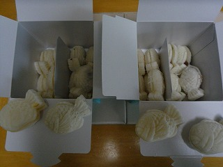 Bluno(チビ鯛焼き)box