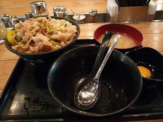 伝説のスタ丼(スタ丼)