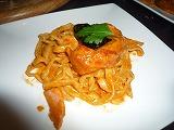 PastaCoh(南瓜とパンチェッタのトマトクリーム)