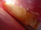 カフェオーリンズ(林檎と薩摩芋のクレープ)