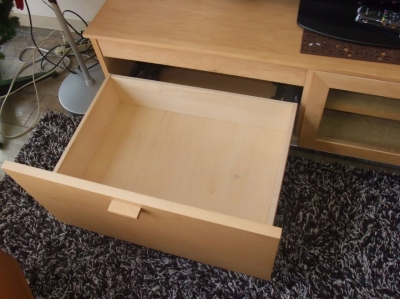 huklaテレビボード3