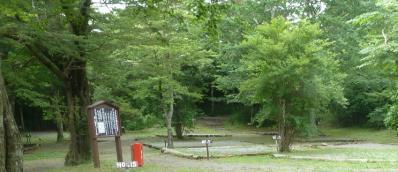 箱根湖尻キャンプ場