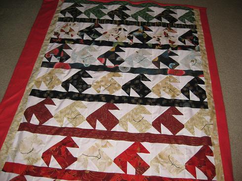 kimono blanket