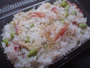 100606みょうが寿司