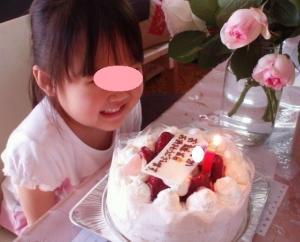 100609前倒しの誕生日