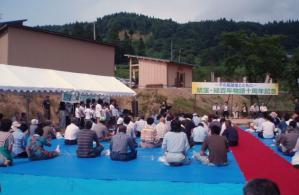 20100620中野俣小学校の児童さん1