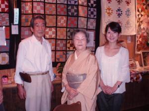 20100920UX内山アナと中原ご夫妻