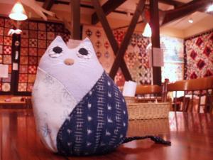20100920手作り猫ぬいぐるみ