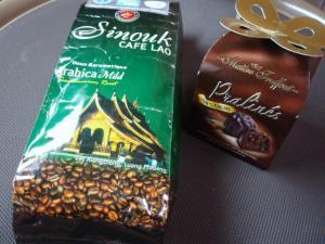 ラオコーヒ&チョコ
