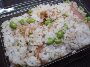 枝豆ミョウガ寿司