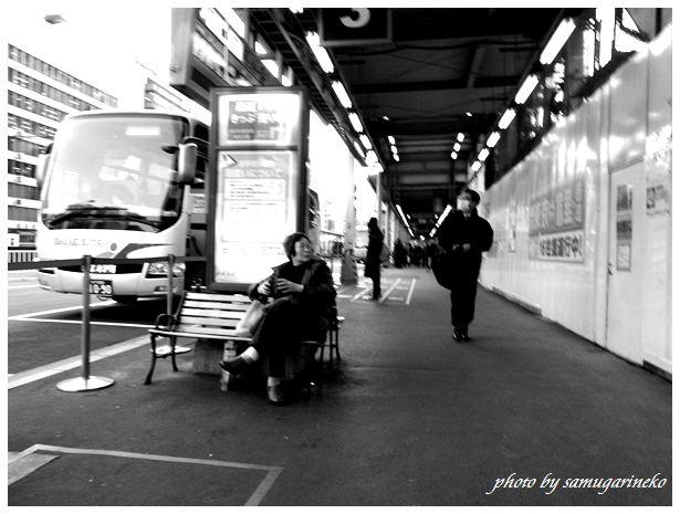 東京駅高速バス乗り場