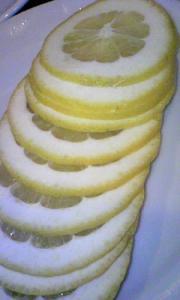 pレモン輪
