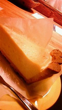 チーズケーキタルト