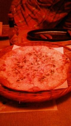 スパイシーピザ