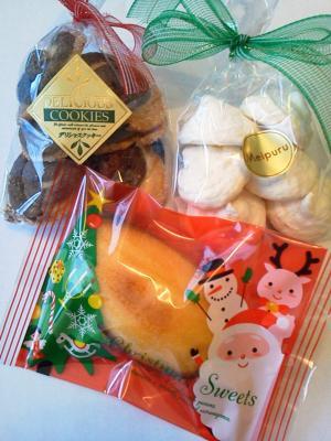 メイプルさんの焼き菓子