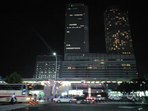 名古屋駅だぎゃ