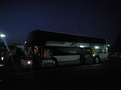 高速バスだぎゃ