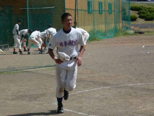 日本航空第二高校vs足羽高校 527