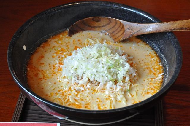 DSC_1758 坦々麺(並) 650円