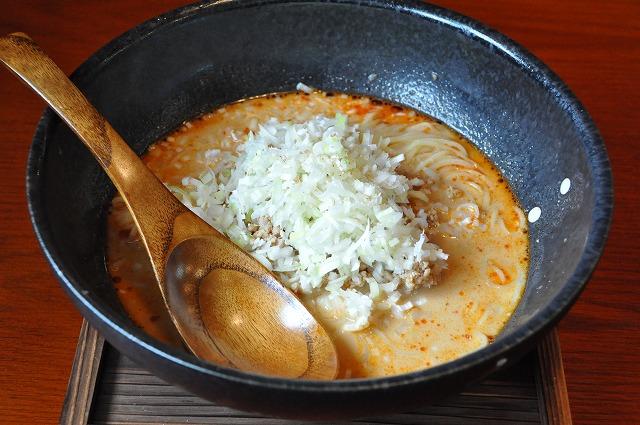 DSC_1763 冷やし坦々麺 (並) 700円