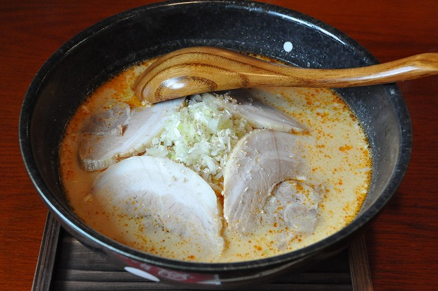 DSC_1765 チャーシュー坦々麺(並) 850円