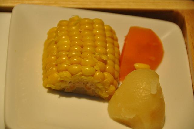DSC_0111 野菜セイロ蒸し