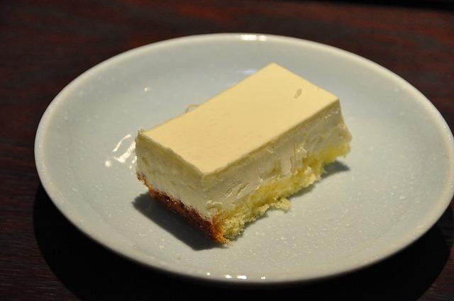 DSC_0138 レアチーズケーキ