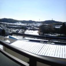 雪景色縮小