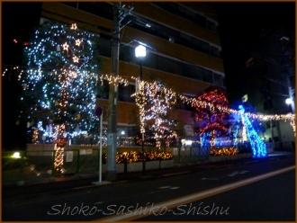 20131220 夜 2 早稲田イルミネーション