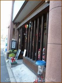 20131224 店 1 クリスマス飾り