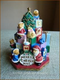 20131224 前オルゴ クリスマス