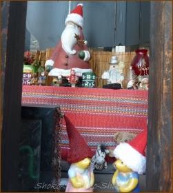 20131224 中 3 クリスマス飾り