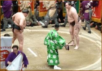 20140122 制限時間 4 お相撲