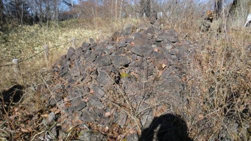 胴塚の石1