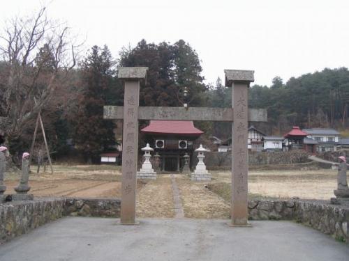安養寺入口