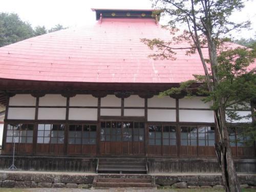 安養寺本堂1