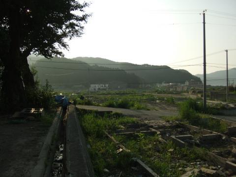 8月赤浜3