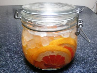 グレープフルーツ酢2