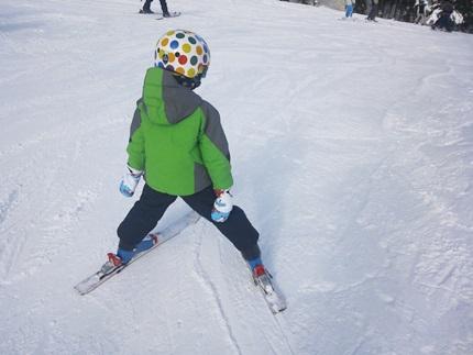 スキーの日1