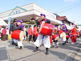 20101226久崎市(エイサー)