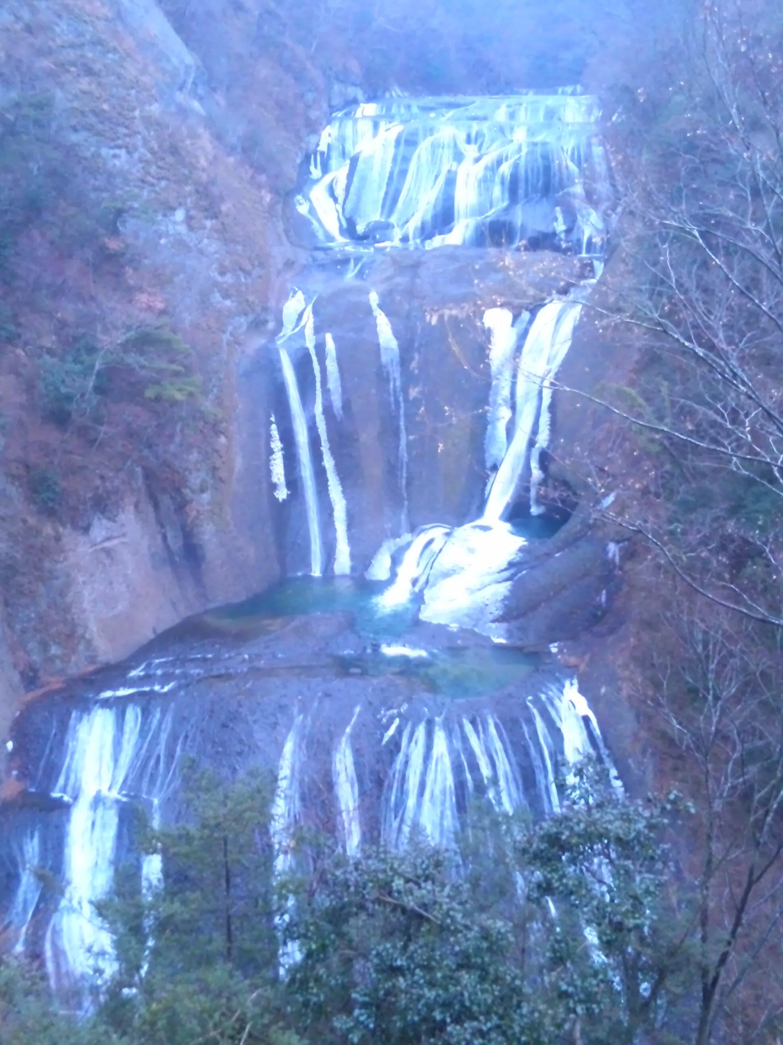 ブログ用滝②