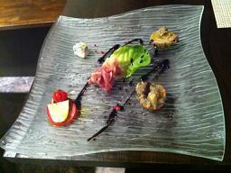 前菜トラットリア