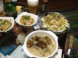 20111221夕飯①