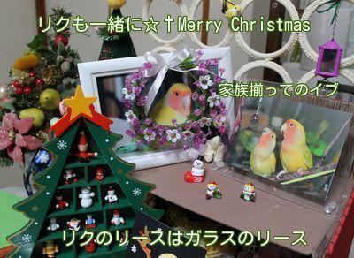 リクMerry Christmas