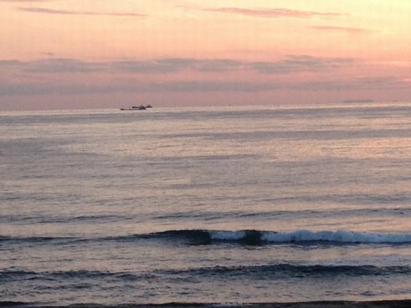 Sunset sea_JALAN_141116