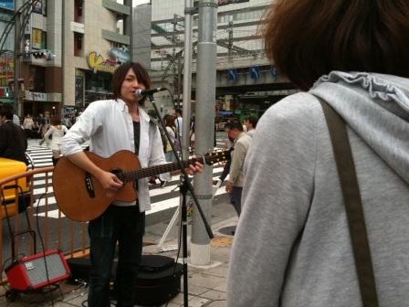 上野ストリートライブ
